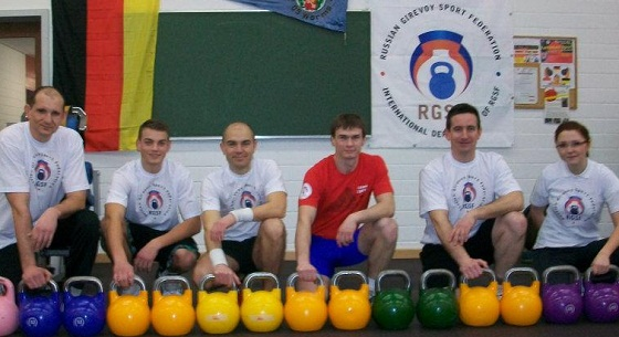 RGSF seminar in Worms (Germany) 2012, Valentin Egorov