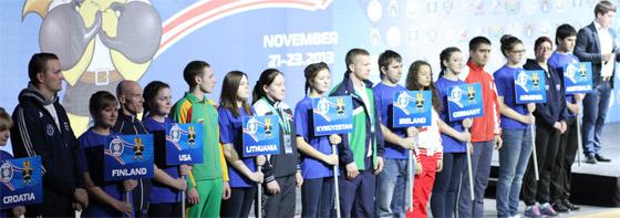 World kettlebell championship 2013, Tyumen