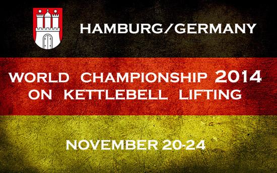 World kettlebell Championship 2014, Hamburg, Germany