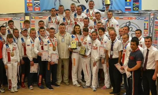 European Kettlebell Championship 2015 - Varna