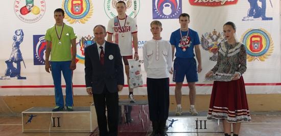 russian kettlebell cup 2015