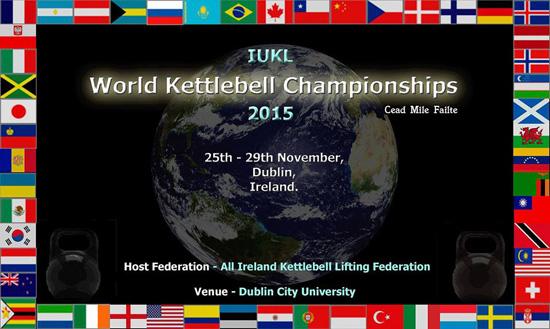 Kettlebell World Championship dublin-2015