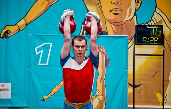 Russian Kettlebell Championship 2016, Yaroslavl city