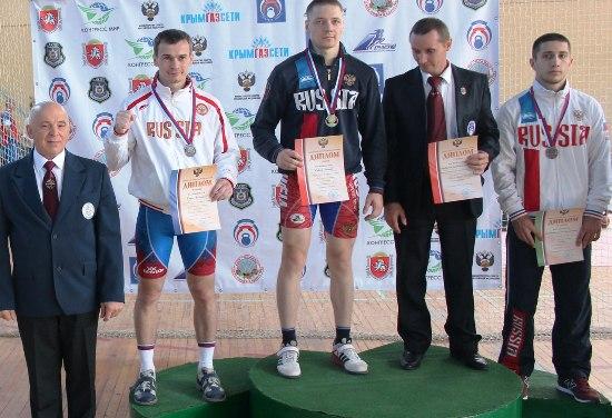 Russian Kettlebell cup 2016