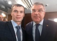 Thomsa Bach - IOC President