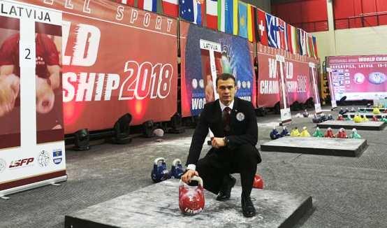 World Championship 2018, Daugavpils, kettlebell sport