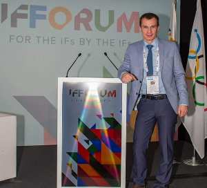 Forum of International Sport federations 2019